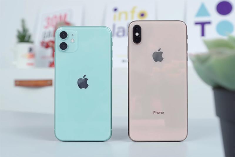 iPhone 11 và iPhone XS Max: Đâu là sự lựa chọn tối ưu cho người dùng? – Mobile Legend chuyên các dòng iphone chính hãng xách tay bản Lock và Quốc Tế